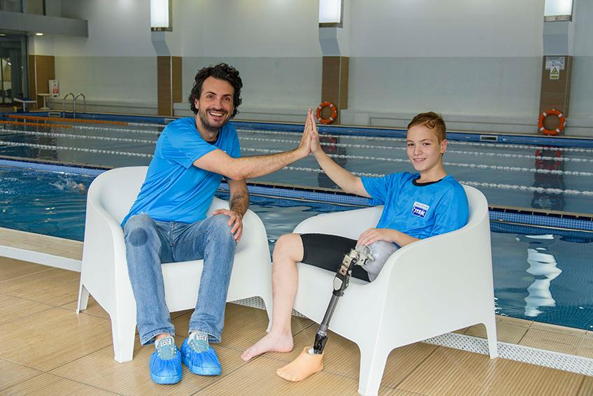 JYSK dubleaza sprijinul acordat Comitetului National Paralimpic