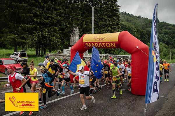 Maratonul DHL 2017